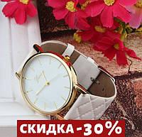 Часы женские наручные Geneva Platinum белые
