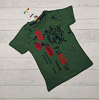 Детская футболка для мальчиков 8-12 лет