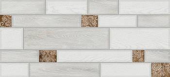 Плитка Intercerama Ideal стена коричневая (235060031)