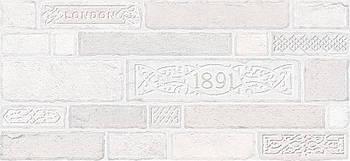 Декор Intercerama Brick серый