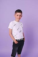 Модные летние комплекты для мальчиков BEBUS,разм 5-8лет, фото 1