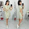 Сукня з квітковим принтом жіноча (ПОШТУЧНО)