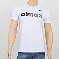 Мужская футболка Nike(реплика) белый