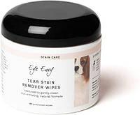 Салфетки с лосьоном Eye Envy Tear Stain Remover Wipes для собак, 60 шт, фото 1