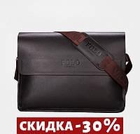 Мужская сумка Polo через плечо
