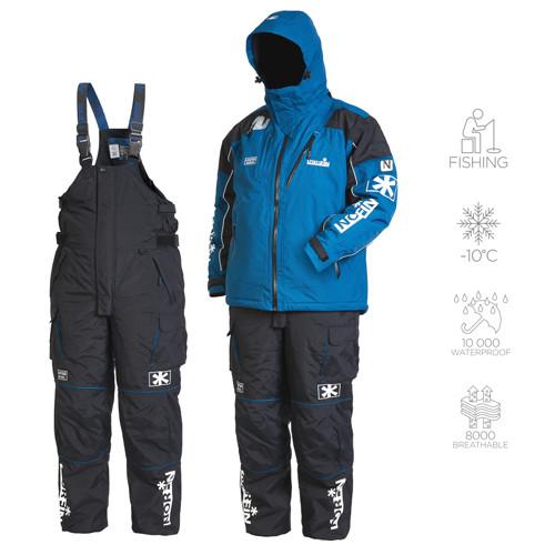 Костюм демісезон./зимовий мембран. Norfin VERITY Limited Edition Blue (синій) 10000мм / S