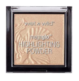 Пудровый хайлайтер Wet N Wild MegaGlo Highlighting Powder Golden Flower Crown 5.4 г