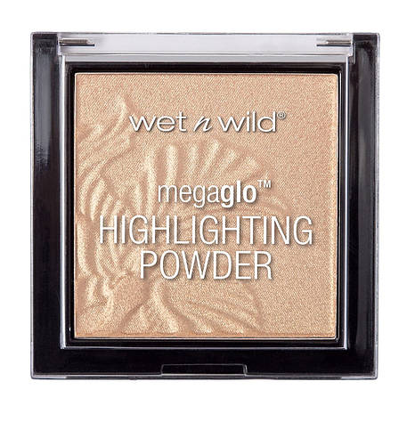Пудровый хайлайтер Wet N Wild MegaGlo Highlighting Powder Golden Flower Crown