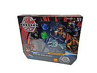 Bakugan Battle Planet SB (S3): большой набор из 5 бакуганы Планетарная битва