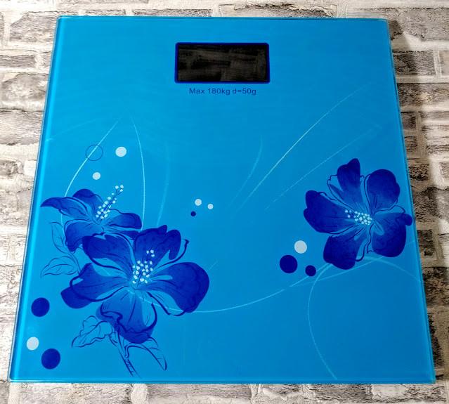 Напольные электронные весы Bathroom scale 180 кг