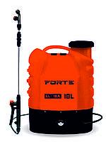 Опрыскиватель садовый аккумуляторный  18 литров Forte CL-18A