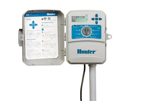 Контроллер автополива  Х2-601-Е Hunter с возможностью подключения модуля Wi-Fi, фото 2