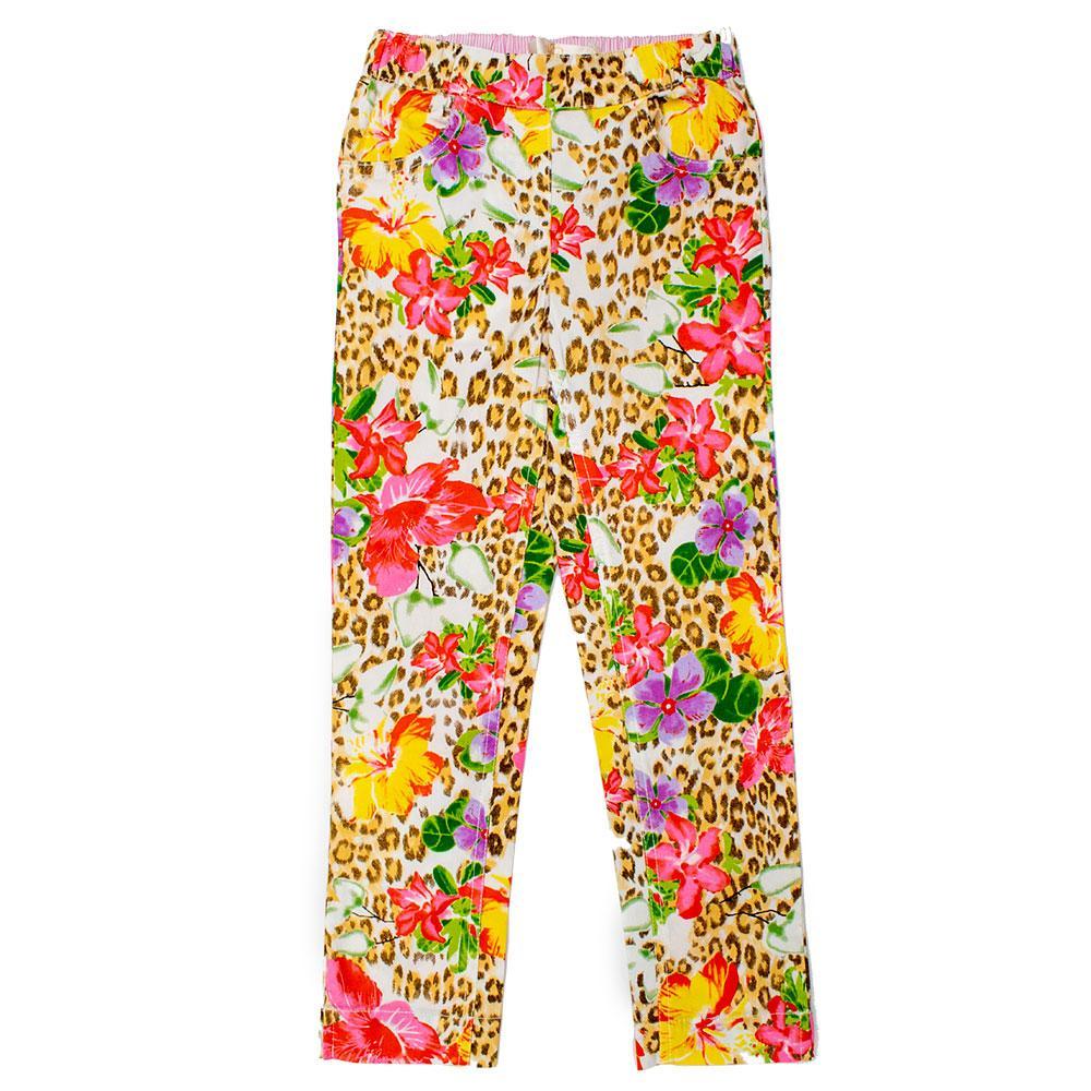 Брюки для девочек Deloras 104  цветные 15736