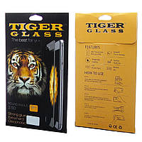 Защитное стекло TigerGlass для APPLE iPhone 7 (0.3 мм, 2.5D, Full Screen, белое)