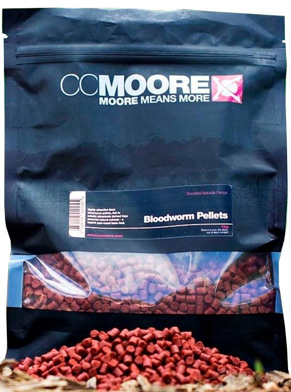 Пеллетс CCMoore Bloodworm Pellets 1 кг 2мм