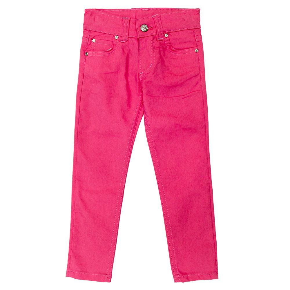 Брюки для девочек Terry 104  розовые 5012