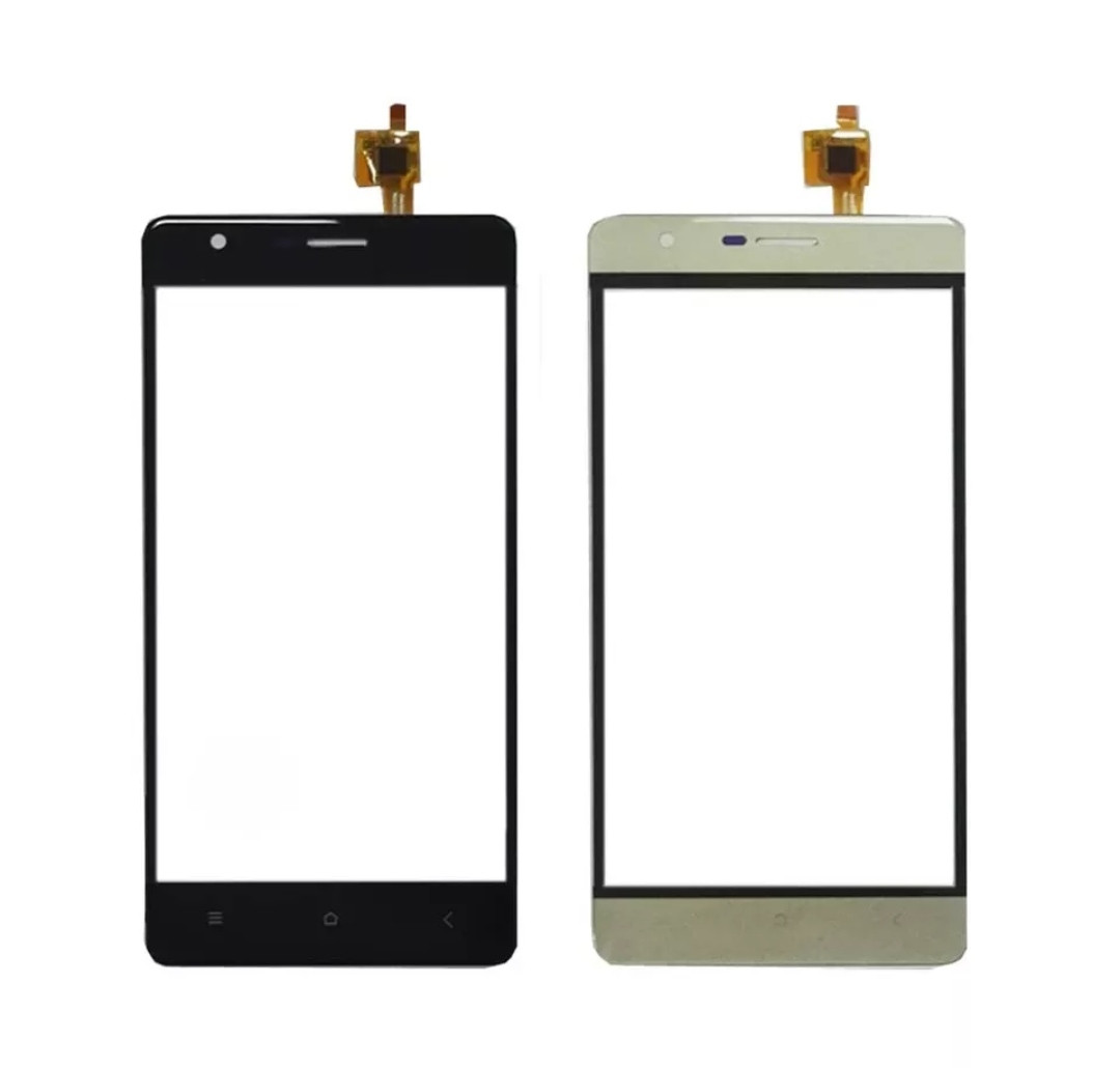 Touchscreen (сенсор) для Oukitel K4000 Золотий