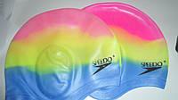 Шапка для плавания ухо шапка большого размера шапочка для бассейна силиконовая купить Киев