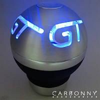 "Ручка  на КПП ""GT"" с подсветкой"