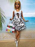 Одяг для ляльок Барбі - спідниця, фото 4