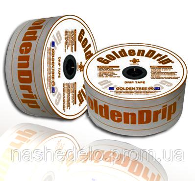 Капельная лента GoldenDrip 8 через 20 (1000 м бухта)