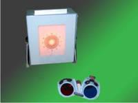 Прибор для исследования остроты зрения для близи ПОЗБ-1