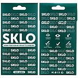 Защитное стекло SKLO 5D (full glue) для Samsung Galaxy A20 / A30 / A30s / A50/A50s/M30 /M30s/M31/M21, фото 3