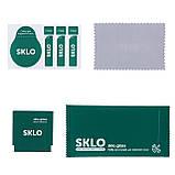 Защитное стекло SKLO 5D (full glue) для Samsung Galaxy A20 / A30 / A30s / A50/A50s/M30 /M30s/M31/M21, фото 4