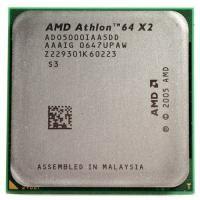 Процессор AMD Athlon 64 X2 5000+ 2.60GHz/1M/2000 (ADO5000IAA5DO) sAM2, tray