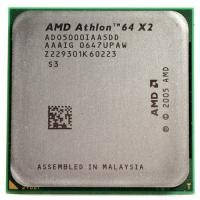 Процессор AMD Athlon 64 X2 5000+, 2600MHz, sAM2, tray