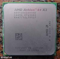 Процессор AMD Athlon 64 X2 5200+, 2700MHz, sAM2, tray