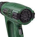 Строительный фен Craft-tec PLD-2300B (3х-скоростной, регулятор), фото 2