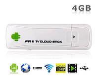 Android TV BOX Mini PC Stick HDMI SMART TV+4gb, фото 1