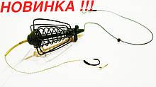 "Рыболовная кормушка на карпа ""Арбуз - СПУТНИК"" , вес 50 грамм"