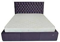 Кровать полуторная Кембридж 120х200, Миссони 022