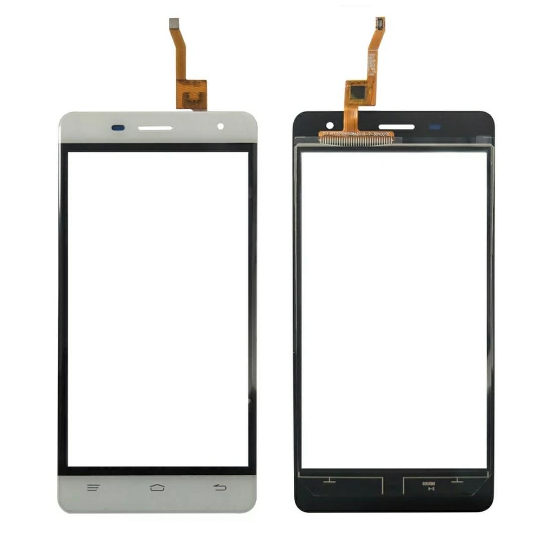 Touchscreen (сенсор) для Oukitel K4000 Pro Білий