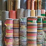 Сорочкова тканина смужка 100% бавовна, фото 3