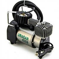 Автомобільний компресор Uragan (90135) 37л/хв 12 + автостоп