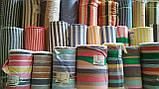 Сорочкова тканина смужка 100% бавовна, фото 4