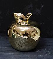 Яблуко фарфор золотисте 1 шт