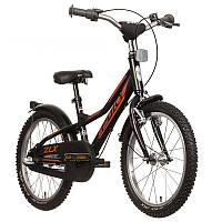 Двухколесный велосипед Puky ZLX 18-3 Alu(black/чёрный), Германия, фото 1