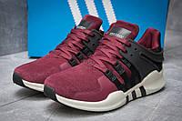 Кроссовки мужские 11996, Adidas  EQT ADV/91-16, бордовые, < 41 42 > р. 42-26,8см.