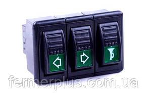 Блок переключателей(2 позиционный) DF240/244
