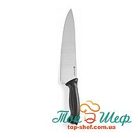 Нож поварской черный 240/385 Hendi 842706