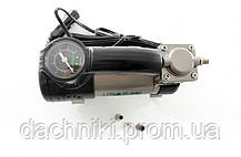 Автомобільний Компресор + Led ліхтар Uragan 90190 35 л/хв, фото 2