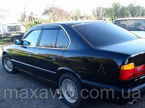 Ветровики BMW 5 Sd E34 1988-1995 дефлекторы окон