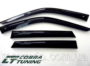Ветровики BMW 7 Sd (F02/F04) Long 2008-2012; 2012  дефлекторы окон