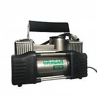 Автокомпресор Uragan 90170 85 л/хв (2-х поршневий)
