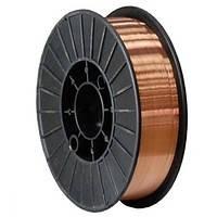 Сварочная проволока СВ08-Г2С   1,0 мм  5кг.