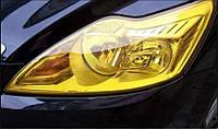 Пленка защитная для фар Clear 1м*30см (желтая)